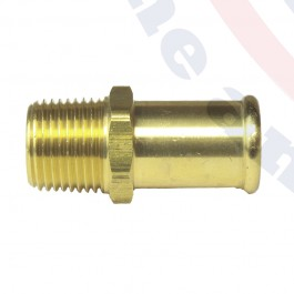 FIT3/8-19 Brass Fitting