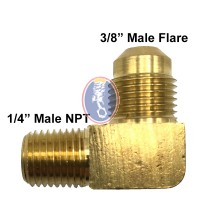 FIT1/4-05 Brass Fitting