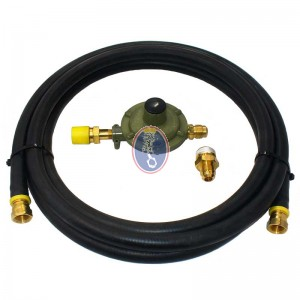 "1/2"" X 12 Feet  Propane Hose Assembly"