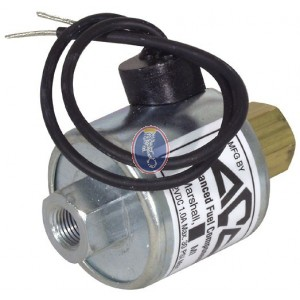 AFC-111 24 Volt Lockoff Multi-Fuel Shut-Off Valve