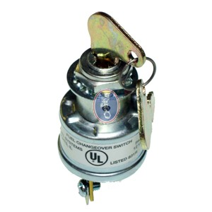 ELE9-2 Keyed Fuel Selection Switch