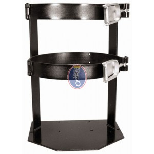 TB28 Vertical Tank Bracket Double Strap