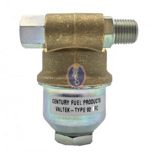 VALTEK-TYPE92BFC LPG Fuel Filter Bowl